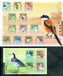 HONG KONG CHINA 2006 Birds Definitives. Set of 2 miniature sheets. - 56339 - UHM