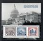 USA 2006 Washington 2006 International Stamp Exhibition. Miniature sheet. - 58101 - UHM