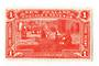 NEW ZEALAND 1906 Christchurch Exhibition 1d Vermilion. - 67 - UHM