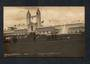NEW ZEALAND 1913 Real Photograph by W T Wilson of (the Entrance) Auckland Exhibition. - 69406 - Postcard