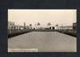 NEW ZEALAND 1925 Real Photograph by McNeill of Dunedin Exhibition. The Entrance Gates. - 69414 - Postcard