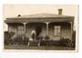 Postcard of house and family at Shannon. Dated 1921. - 69503 - Postcard