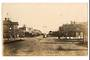 Real Photograph of Main Street Levin. - 69510 - Postcard