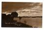 Real Photograph of Moonlight on the lake, Ohau. - 69541 - Postcard