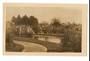 Real Photograph of Public Gardens Levin. - 69544 - Postcard