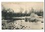 Postcard by Fenton of a shady nook Ohau River. - 69553 - Postcard