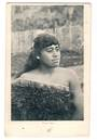 Early Undivided Postcard. A Maori Girl. - 69604 - Postcard
