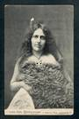 Postcard by Parkerson of Guide Bella Whakarewarewa. - 69606 - Postcard