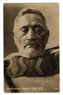Real Photograph of Ngakurapana Ngapuhi Chief New Zealand. - 69610 - Postcard