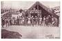 Real Photograph of Haka Maori Dance. - 69637 - Postcard