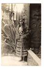 Real Photograph of Guide Minnie. - 69648 - Postcard