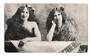 Real Photograph of Georgina and Ileen. - 69658 - Postcard