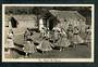 Real Photograph of Maori Poi Dance. - 69688 - Postcard