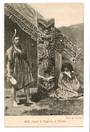 Postcard of Aporo and Ngareta at Wairoa. - 69691 - Postcard