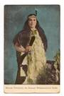 Coloured Postcard of Guide Maggie Papakura. - 69694 - Postcard