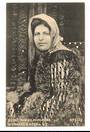Real Photograph of Guide Maggie Papakura Whakarewarewa. - 69696 - Postcard