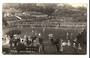 Real Photograph by Herbert of Te Aroha. Bowling Greenand Tennis Courts. - 69761 - Postcard