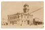 Real Photograph of Post Office Feilding. - 69811 - Postcard