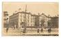Real Photograph by Hardy of Government Buildings Lambton Quay Wellington. - 69836 - Postcard