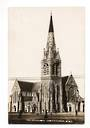 Real Photograph by Aldersley of The Cathedral Christchurch. - 69883 - Postcard