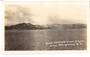 Real Photograph of view showing close inlying hills Wellington. - 69964 - Photograph