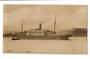 Real Photograph of RMS Remuera. - 69966 - Postcard