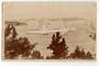 Real Photograph by S Little of HMS Powerful Hobart Regatta. - 69973 - Postcard