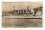 Real Photograph of USS Seattle at Wellington 1925. The ship of Admiral Coontz. Fleet visit. - 69976 - Postcard