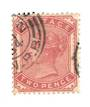 GREAT BRITAIN 1880 2d Deep Rose. Superb copy. Good perfs. Well centred slightly west. - 70311 - VFU