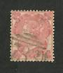 GREAT BRITAIN 1862 3d Pale Carmine-Rose.Thick paper. Well centred. Postmark light 733 .Top copy. - 70414 - FU