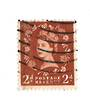 GREAT BRITAIN 1953 Elizabeth 2nd Definitive 2d Light Red-Brown. Phosphor-Graphite line. Watermark 165. - 70438 - Used