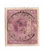 GREAT BRITAIN 1902 Edward 7th Definitive 2/6d Purple. Excellent copy. Light postmark. - 70442 - Used