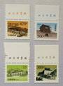CHINA 1998 Definitives. Set of 4. - 72422 - UHM