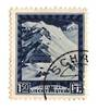 LIECHENSTEIN 1930 Definitive 1 fr 50 c Deep Violet-Blue. Perf 11.5. - 73778 - VFU