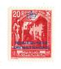 LIECHENSTEIN 1932 Official 20 rappen Scarlet. - 73782 - Mint