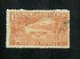 NEW ZEALAND 1898 Pictorial 1½d Boer War Chestnut. Perf 14. - 74729 - VFU