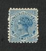 NEW ZEALAND 1882 Victoria 1st Second Sideface 8d Blue with advert 3rd setting in Purple. Be Sure you ask for Poneke Potted Meats