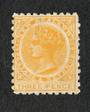 NEW ZEALAND 1882 Victoria 1st Second Sideface 3d Yellow. Excellent copy. - 75213 - MNG