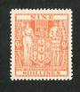 NEW ZEALAND 1931 Arms 9/- Orange. - 75269 - UHM