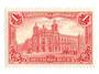 GERMANY 1902 Definitive Recess No Watermark Perf 14.25-14.50 1m Carmine-Rose. There is the slightest possible evidence of hingin