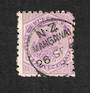 NEW ZEALAND Postmark Whangarei MANGAWAI. A class cancel on Second Sideface 2d. - 79033 - Postmark
