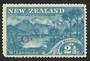 NEW ZEALAND 1898 Pictorial 2½d Blue overprinted OPSO. No Watermark. - 79416 - UHM