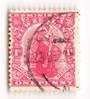 NEW ZEALAND Postmark Napier FRASERTOWN. C Class cancel on 1d Dominion. - 79623 - Postmark