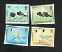 FALKLAND ISLANDS 1992 Gulls and Terns. Set of 4. - 90014 - UHM