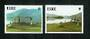 IRELAND 1975 European Amateur Golf Championships. Set of 2. - 91680 - UHM